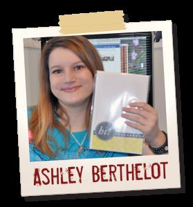 ARTIST SPOTLIGHT: Ashley Berthelot